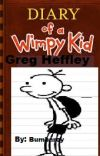 Diary of a wimpy kid : Greg Heffley cover