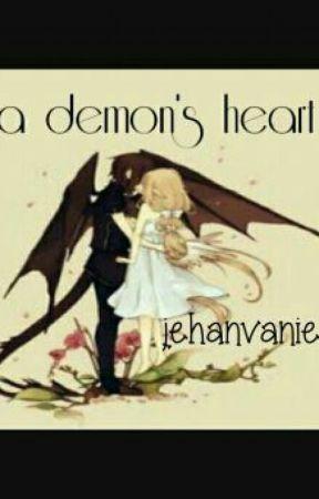 A Demon's Heart by jehanvanie