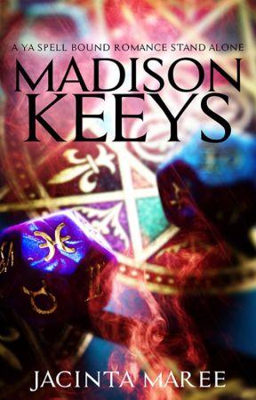 Madison Keeys by JacintaMaree