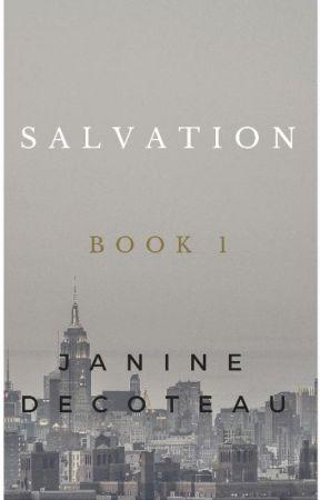 Salvation by JanineDeCoteau