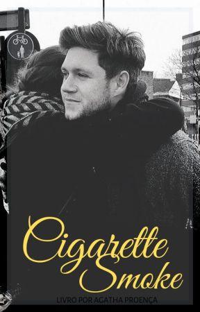 cigarette smoke by agtpro