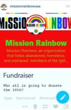 Mission Rainbow by aesthetically0urs