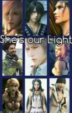 She's Our Light by NamiDiz