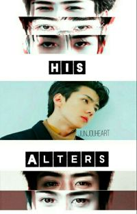 His Alters (boyxboy) cover