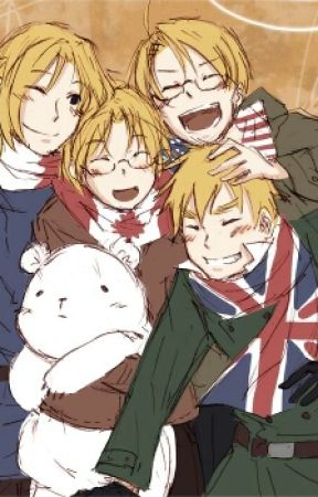 Hetalia crack!!!!! (with the Nordics) by RedVelvetMage