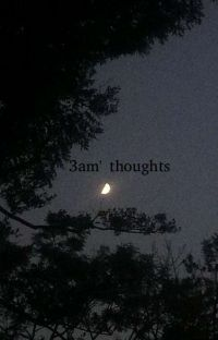 3 am ' thoughts cover