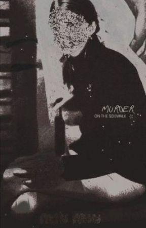 MURDER ON THE SIDEWALK ▸LUCIFER by moonbruised