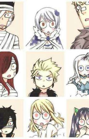 Fairy Tail Reacts to Ships by honeyoongi02