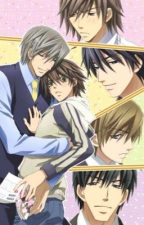 Junjou Romantica: Truth or Dare! by MisakiYuki18