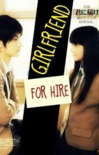 GIRLFRIEND FOR HIRE. cover