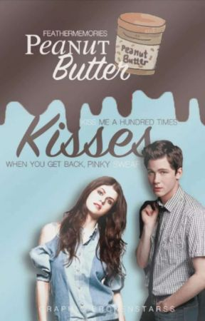 Peanut Butter Kisses by FeatherMemories