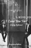Loved You First- A Larry Fanfic cover