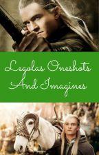 Legolas X Reader Stories by thearrowsoflegolas