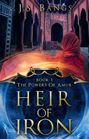 Heir of Iron by jsbangs