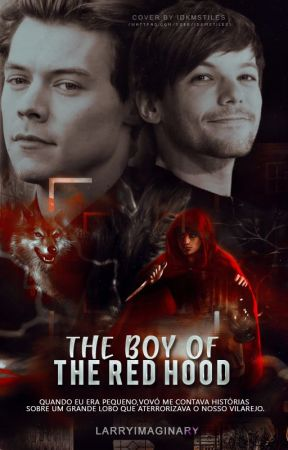 The boy of the red hood. l.s by larryimaginary