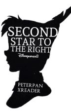The Second Star to the Right |Peter Pan x Reader| by thebiggestsimpp
