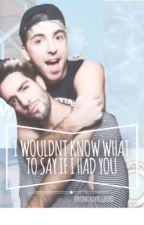 i wouldnt know what to say if i had you awg + jbb by stanmaarsh