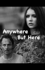 Anywhere but here ♣️ ‼️ON HOLD‼️ by bleeding-auships