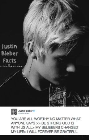 justin bieber facts by bizzletrolgy