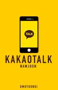 Kakaotalk | Kim Namjoon [BTS] cover