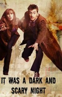 Doctor Who: It Was A Dark And Scary Night (Short Story 3) cover
