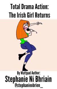 Total Drama Action: The Irish Girl Returns cover