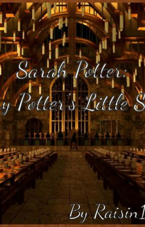Sarah Potter: Harry Potter's little sister by Raisin1010