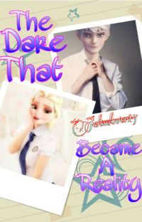 {Jelsa} The Dare That Became A Reality cover