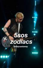 The 5sos zodiac book by lonelycastaway