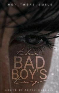 The Bad Boy's Toy | ✔️ cover