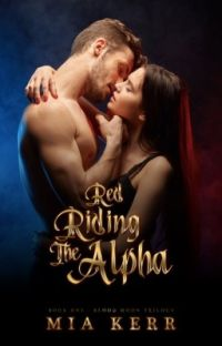 Red Riding The Alpha cover