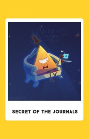 Secret of The Journals  Bill Cipher  by itssophiax