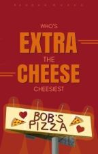 EXTRA CHEESE : book # 1    ✓ by RaghaddMurad