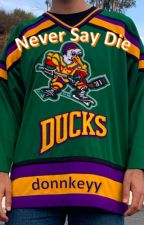 Never Say Die (Adam Banks - Mighty Ducks) by donnkeyy