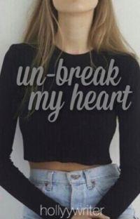 Un-Break My Heart cover