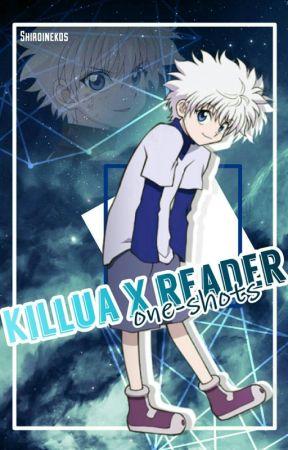 Killua x reader {one shots} by ShiroiNekos