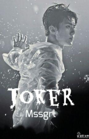 Joker by MssGrl
