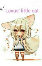 Laxus' little cat by Chocochibi