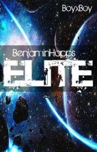 Elite (BoyxBoy Sci-Fi Fantasy Romance) cover