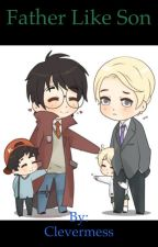 Father Like Son (boyxboy) (drarry) (scorbus) by Clevermess