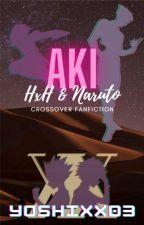 Aki (A Naruto/HxH Crossover Fan Fiction) by YoshiXx03