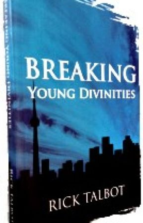 Breaking Young Divinities by RickTalbot