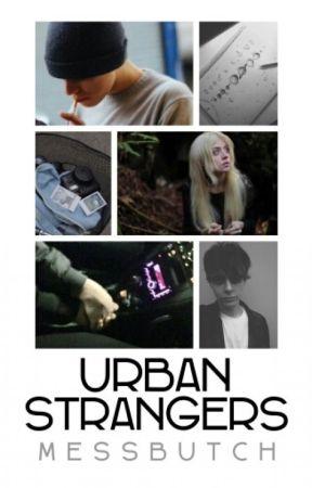 Urban Strangers.||Genn Butch (in revisione) by Mess_Butch