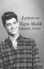 Letters to Zayn Malik (One Direction FanFic) by djmalik_biebah