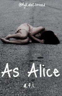 As Alice || a.f.i. cover