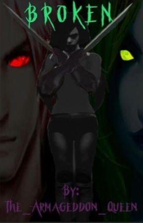 Darksiders, A Black Heart; Broken by The_Armageddon_Queen