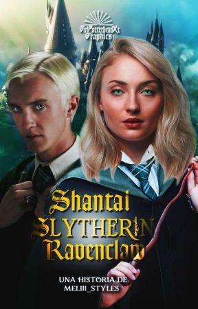 Shantal Slytherin Ravenclaw 《Draco Malfoy》 by Meliii_Styles