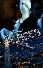 I Know Places - Ziam AU by zapsterpiece
