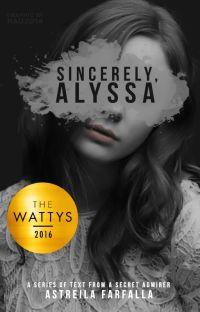 Sincerely, Alyssa cover