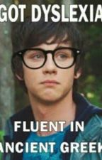 Percy Jackson (Memes and More) by astaeronomy